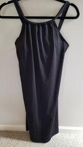 Athleta black Kokomo Swim Dress size S NWT